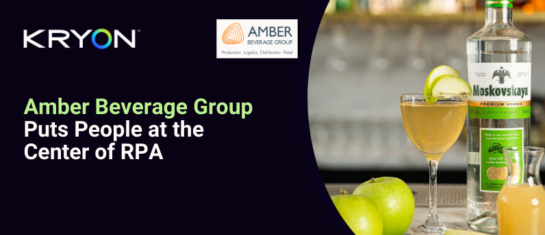 Amber Beverage Group Puts People at the Center of RPA