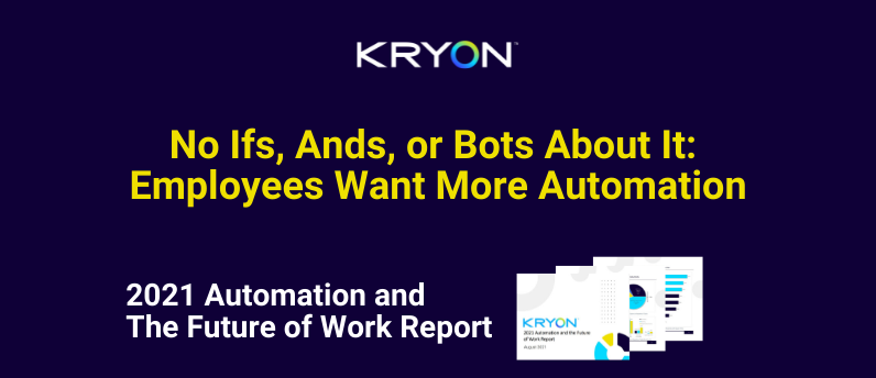 2021 Automation and Future of Work Report
