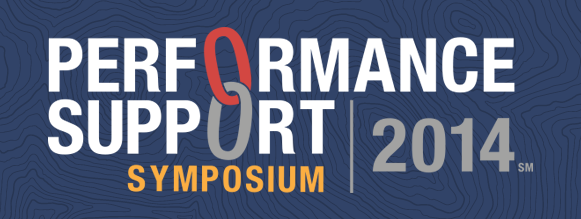 Performance Support Symposium 2014