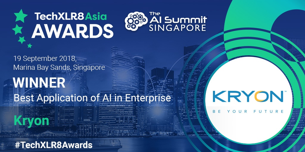 Winner Kryon (AI) - TechXLR8 Asia Awards 2018 - 1200x630px.jpg