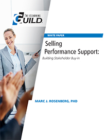 selling performance support