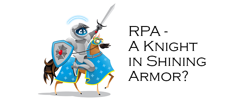 Robotic Process Automation – A Knight in Shining Armor for Online Retailers?